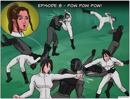Section P Animated S1, Episode 8: Pow Pow Pow! by cyberkitten01