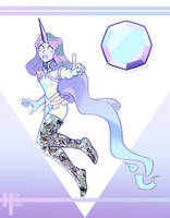 Custom: Unicorn Quartz by Hantabe
