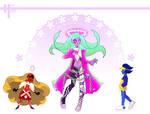 Fusion: Ruby Zoistite