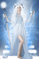 Ice Queen by HILIF