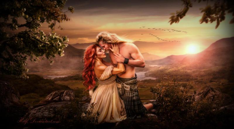 Highlander Love
