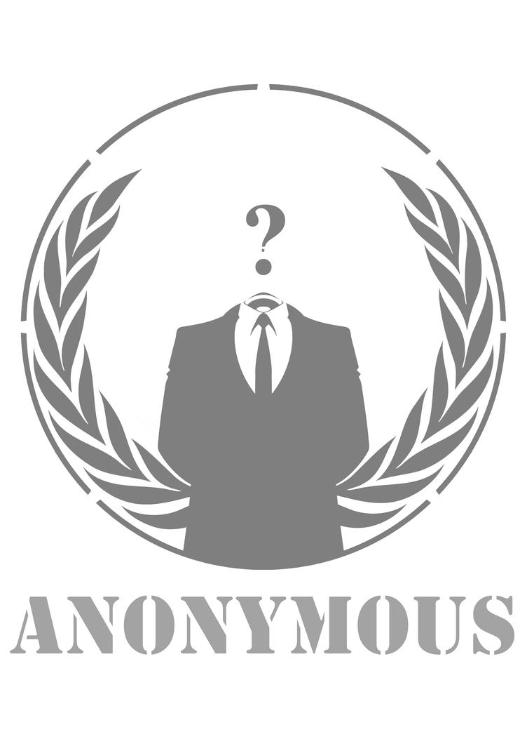 anonymous logo stencil -#main