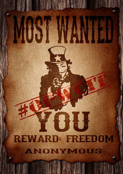 The most wanted is you #OpWCIT version