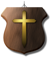 Crest with Cross