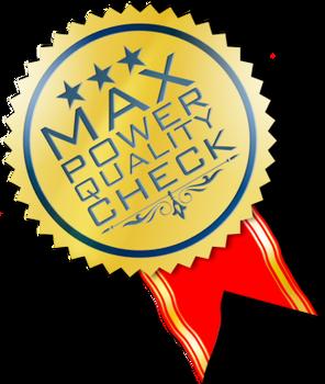 Max Power Quality Check