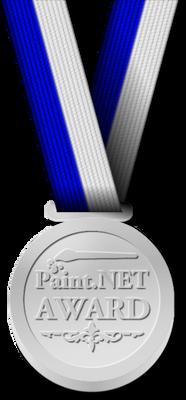 Paint.NET Medal