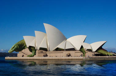 The Common Sidney Opera Waran