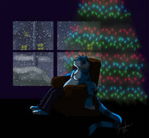 I'll Be Home for Christmas.. by Songficcer