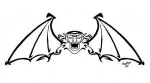 Gargoyles Tat by Songficcer