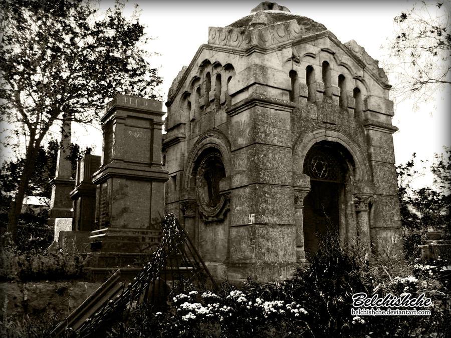 Jewish tomb by Belchishche