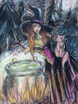 The witch by Paskylife