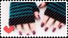 I Love Fingerless Gloves by RaiynClowd