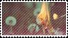Burn Nature Stamp by RaiynClowd