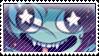 Marceline Gone Adrift Stamp by RaiynClowd