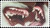 Teeth Stamp by RaiynClowd