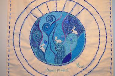 Bunny Planet 8