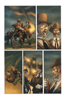 Victorian Undead by MGuevara