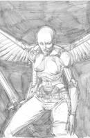Angel by MGuevara