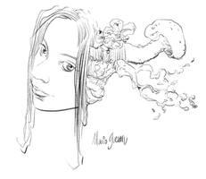 Girl by MGuevara