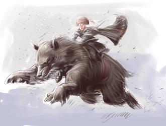 Russian Bear