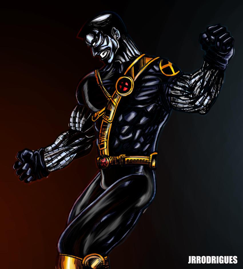 Colossus X-MEN ... X Men 2 Colossus
