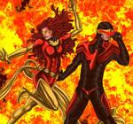 Phoenix Couple
