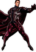 Magneto Cavaleiro do Apocalipse 2 by Junior-Rodrigues