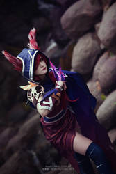 How many cuts can you handle? [LEAGUE OF LEGENDS] by NayoCosplay