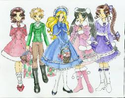 Lolita Lineup by Menkalinan