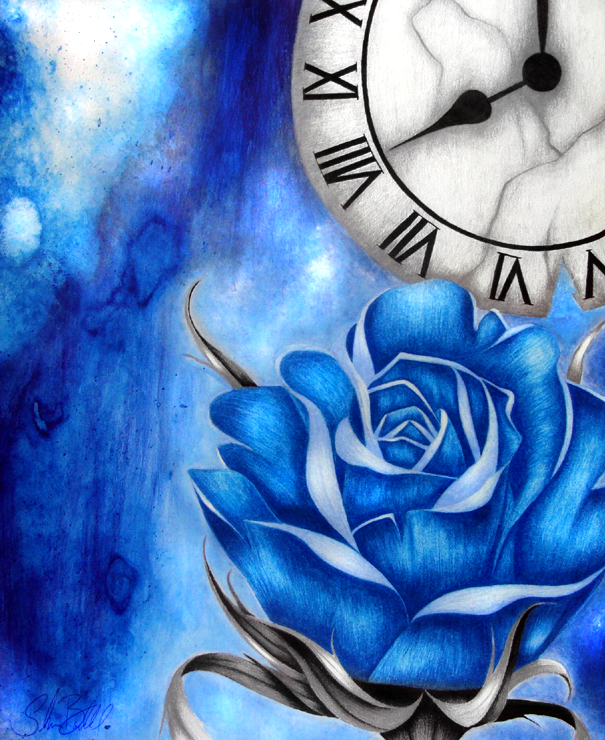 Blue Eternity by Miss-HyperShadow