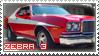 Zebra 3 Stamp by Miss-HyperShadow