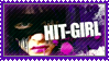 Hit-Girl Stamp by Miss-HyperShadow