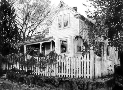 House on Liberty Street