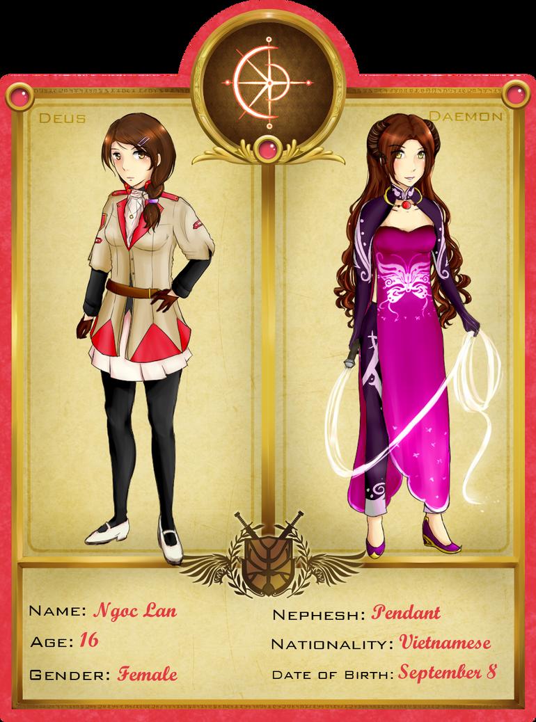 MA: Ngoc Lan by adventvera16