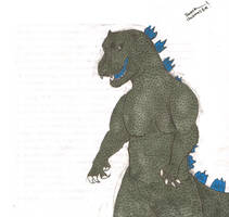 GOJIRA!!!!! by Giga-fan123