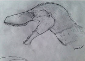 Saurornitholestes sullivani by Giga-fan123