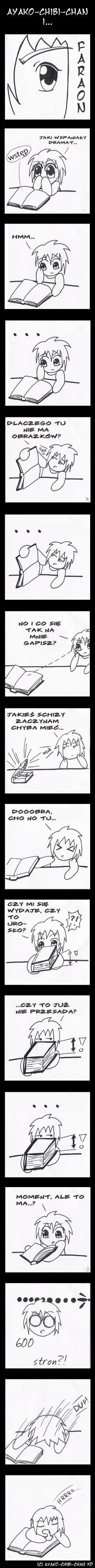 "Ayako and... ""Faraon"" by ayako-chibi-chan"