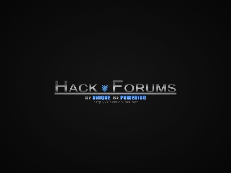 Hack Forums Wallpaper by BetaDesignsHD on DeviantArt
