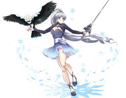 Comm 2019 : Weiss Schnee and Shadow Swooper