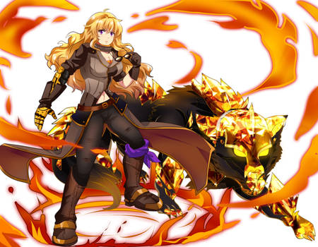 Comm 2019 : Yang Xiao Long and Burst Hound