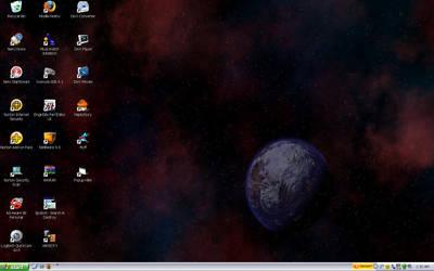 My Current Desktop Take 2