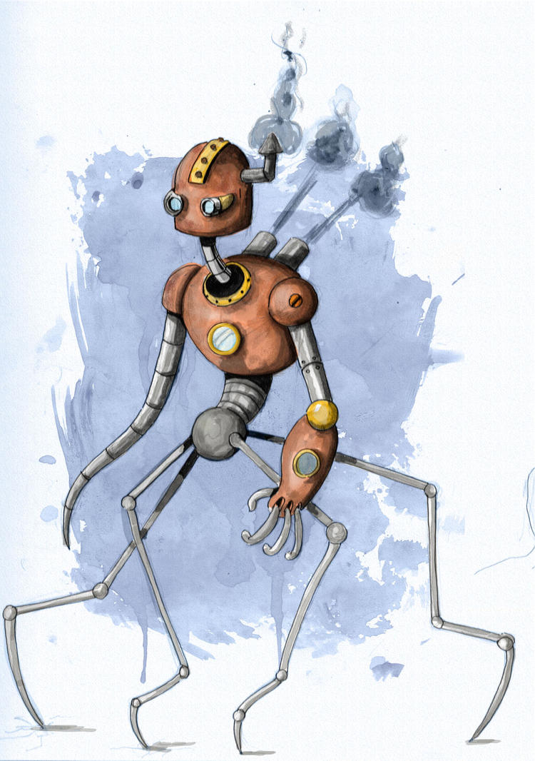 Automaton Design in Color by Jcoon