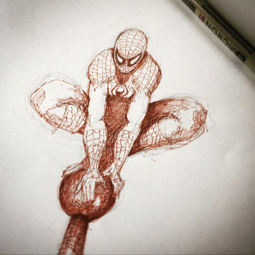 Your friendly neighborhood Spider-Man  by Jcoon