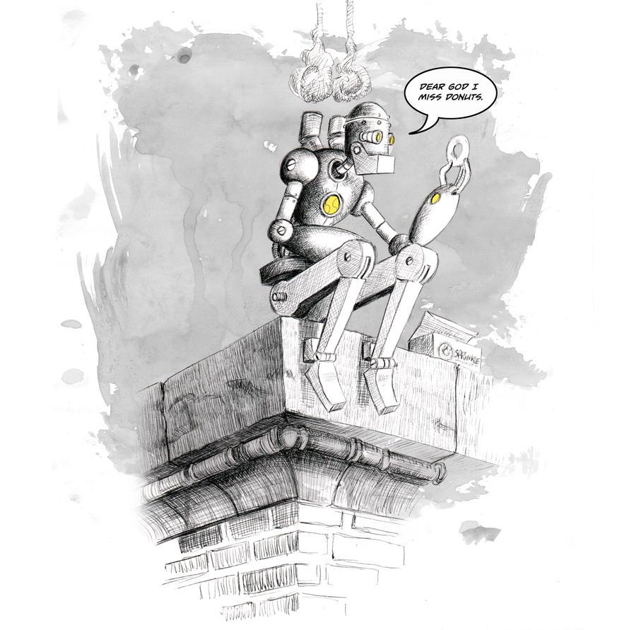 Waltr's Lament by Jcoon