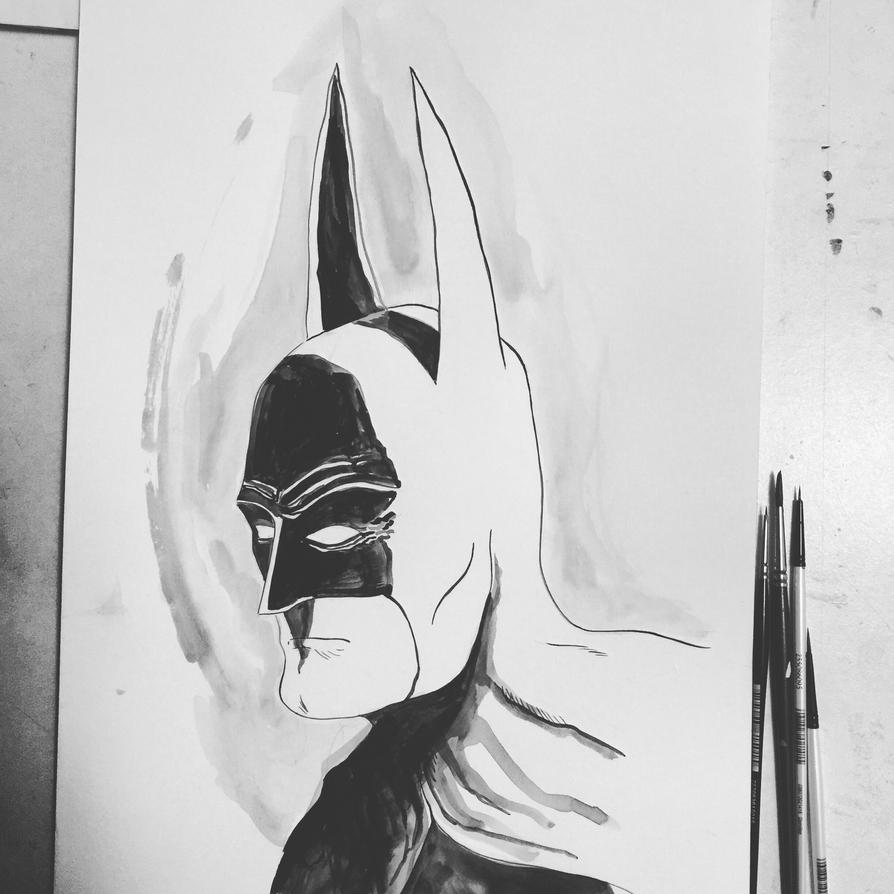 The Dark Knight Detective  by Jcoon