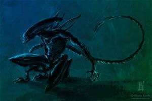 Alien by H-Ell