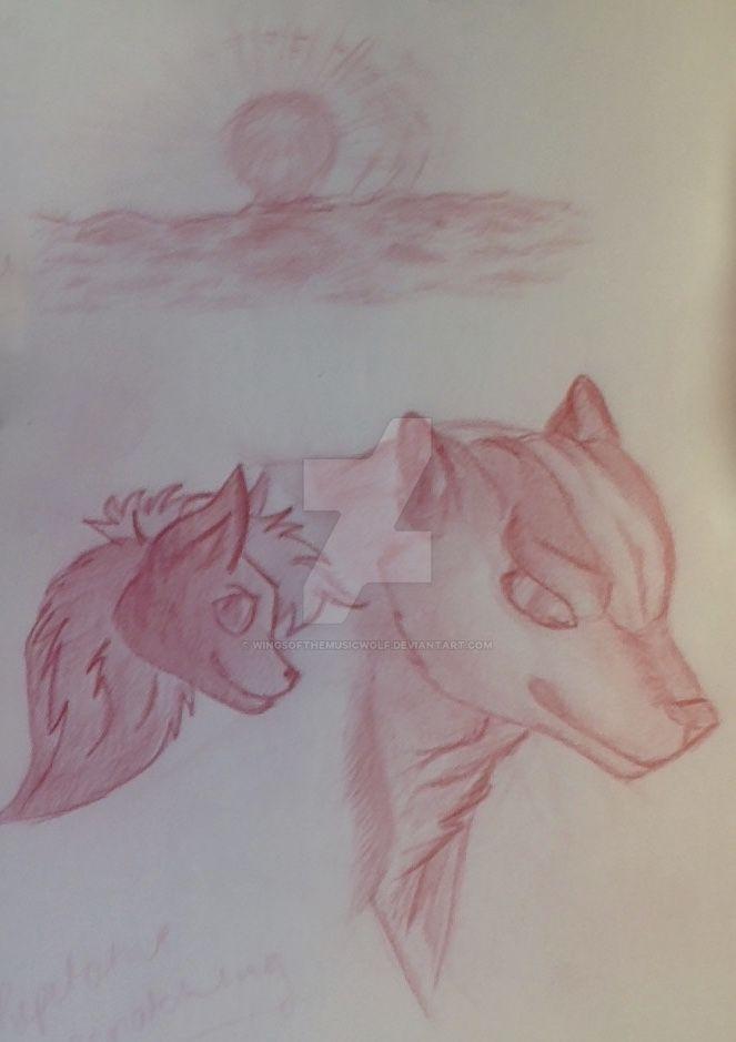 Doodles by WingsOfTheMusicWolf
