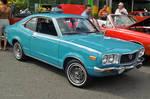 Blue Mazda RX3