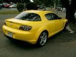 Yellow RX8 4