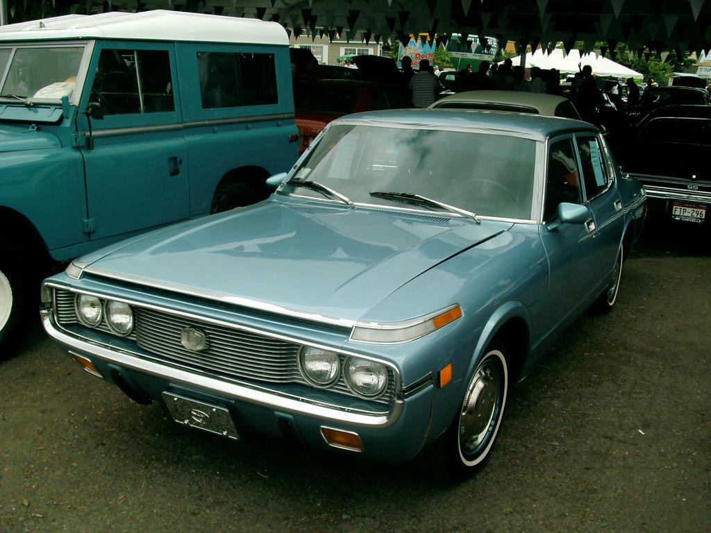 1971 Toyota Crown Deluxe By Mister Lou